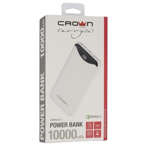 Аккумулятор CROWN MICRO CMPB-603
