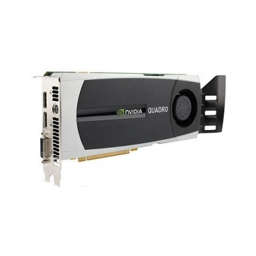 Видеокарта HP Quadro 6000 574Mhz PCI-E 2.0 6144Mb 3000Mhz 384 bit DVI
