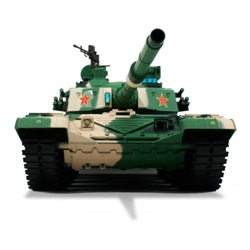 Танк Heng Long ZTZ-99 MBT (3899-1) 1:16 55 см