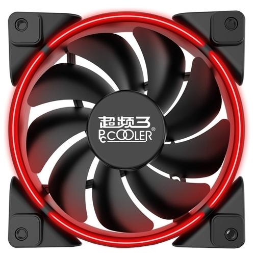 Система охлаждения для корпуса PCcooler CORONA RED