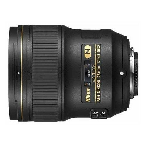 Объектив Nikon 28mm f/1.4E ED AF-S Nikkor