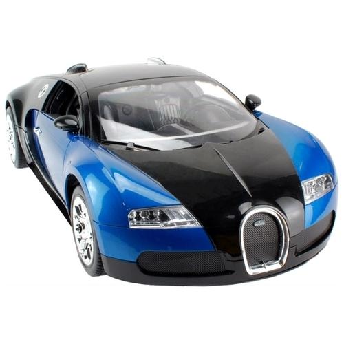Легковой автомобиль MZ Bugatti Veyron (MZ-2050) 1:10 44.5 см
