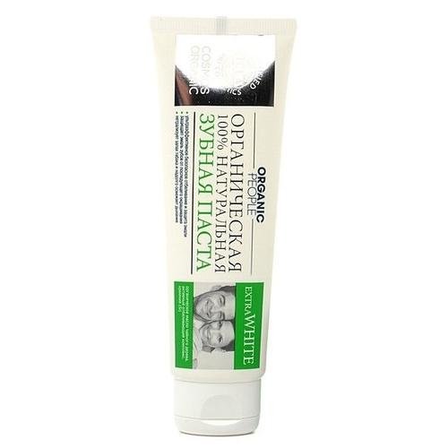 Зубная паста Organic People Extra White