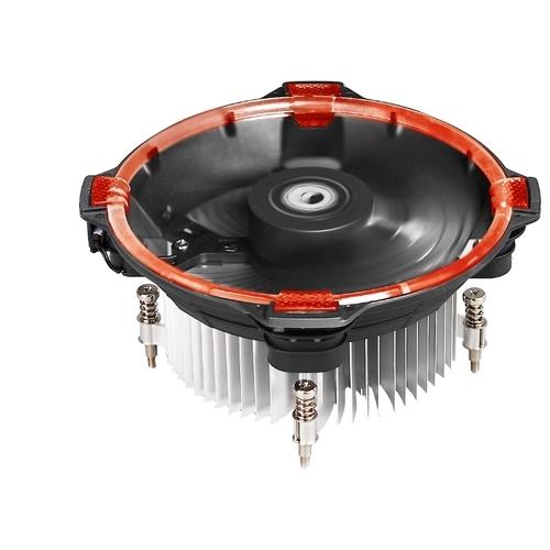 Кулер для процессора ID-COOLING DK-03 Halo Intel Red