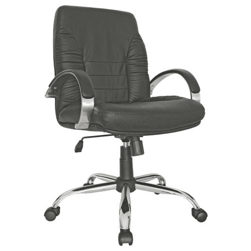 Компьютерное кресло Мирэй Групп Танго хром короткий для руководителя