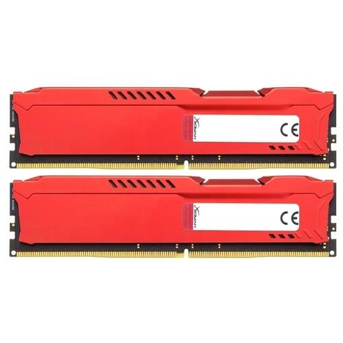 Оперативная память 8 ГБ 2 шт. HyperX HX426C16FR2K2/16