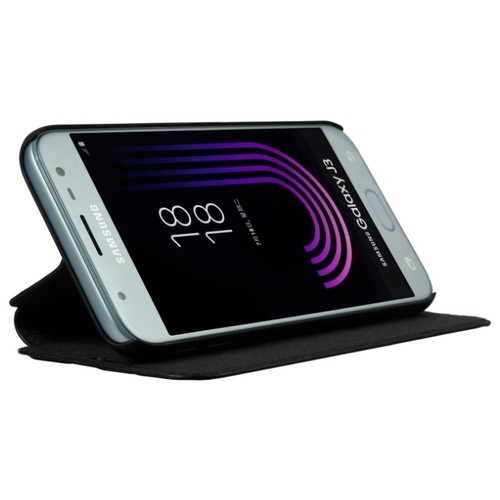 Чехол G-Case Slim Premium для Samsung Galaxy J3 (2017) (книжка)