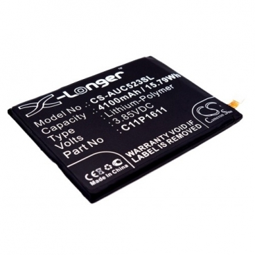 Аккумулятор Cameron Sino CS-AUC523SL для Asus ZenFone 3 Max (ZC520TL/ ZC553KL)