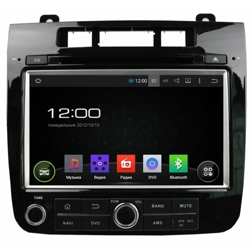 Автомагнитола FarCar s130 Volkswagen Touareg 2011-2014 на Android (R905)