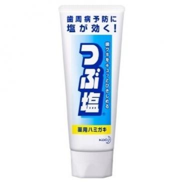 Зубная паста Kao Tsubushio с природной солью, мята