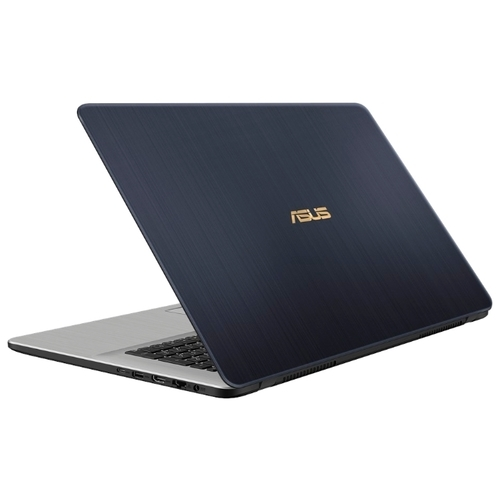 "Ноутбук ASUS VivoBook Pro 17 N705UF (Intel Core i3 7100U 2400 MHz/17.3""/1920x1080/6GB/1000GB HDD/DVD нет/NVIDIA GeForce MX130/Wi-Fi/Bluetooth/Endless OS)"