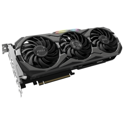 Видеокарта MSI GeForce RTX 2080 Ti 1350MHz PCI-E 3.0 11264MB 14000MHz 352 bit HDMI HDCP Duke OC