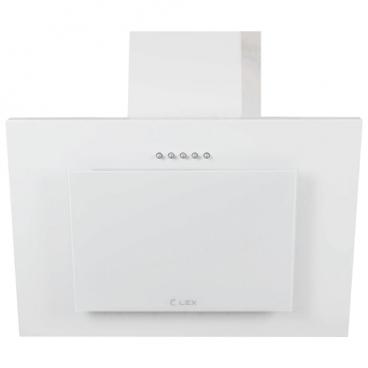 Каминная вытяжка LEX Mini 500 white