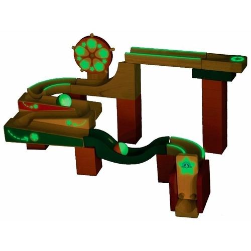 Динамический конструктор Wonderworld Trix Track WW-7006 Свети и кати