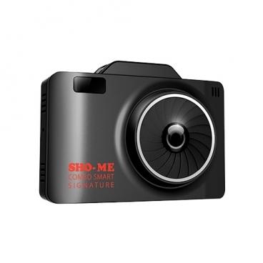 Видеорегистратор с радар-детектором SHO-ME COMBO SMART SIGNATURE