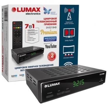TV-тюнер LUMAX DV-3215HD