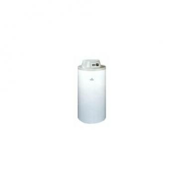 Накопительный косвенный водонагреватель Hajdu HR-N 40