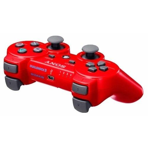 Геймпад Sony Dualshock 3 Deep Red