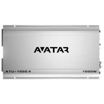 Автомобильный усилитель Avatar ATU-1000.4