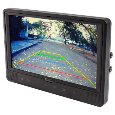 Автомобильный монитор AVEL AVS4902BM