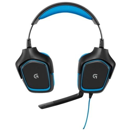 Компьютерная гарнитура Logitech G G430 Surround Sound Gaming Headset