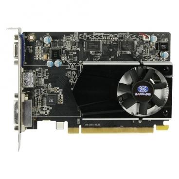 Видеокарта Sapphire Radeon R7 240 730Mhz PCI-E 3.0 2048Mb 1800Mhz 128 bit DVI HDMI HDCP