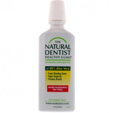 Ополаскиватель Natural Dentist