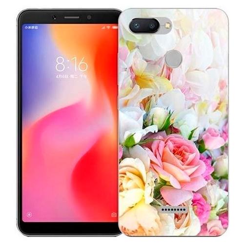 Чехол Gosso 723974 для Xiaomi Redmi 6