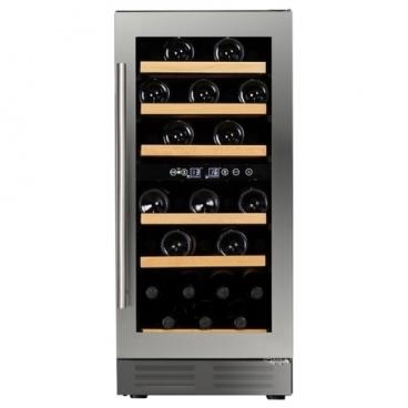 Встраиваемый винный шкаф Dunavox DAU-32.81DSS