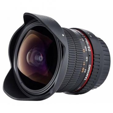 "Объектив Samyang 12mm f/2.8 ED AS NCS Fish-eye Minolta A"""