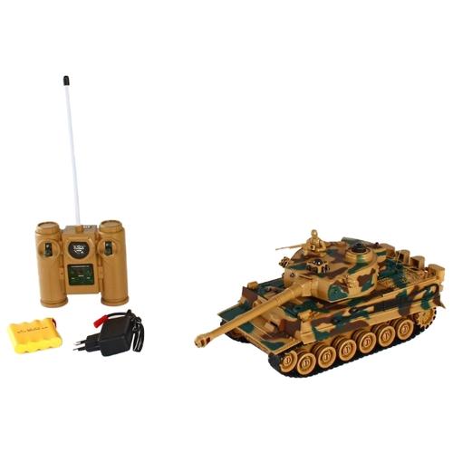 Танк Пламенный мотор Tiger (87553) 1:28 35 см