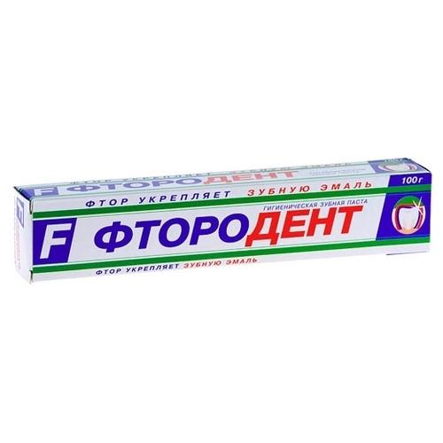 Зубная паста Весна Фтородент Классик