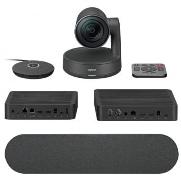 Веб-камера Logitech ConferenceCam Rally Ultra HD