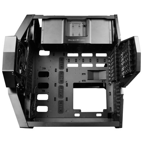 Компьютерный корпус Deepcool Quadstellar Black