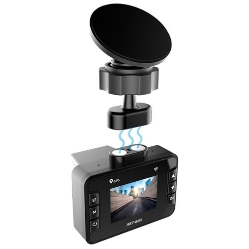 Видеорегистратор SilverStone F1 CROD A87-WiFi, GPS