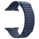 Mokka Ремешок Leather Loop для Apple Watch 38/40mm