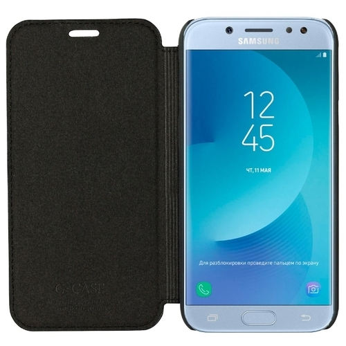 Чехол G-Case Slim Premium для Samsung Galaxy J5 (2017) (книжка)
