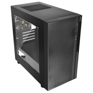 Компьютерный корпус Thermaltake Versa H18 CA-1J4-00S1WN-00 Black