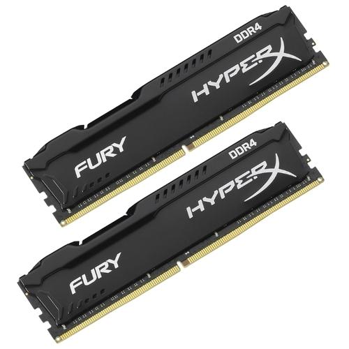 Оперативная память 4 ГБ 2 шт. HyperX HX424C15FBK2/8