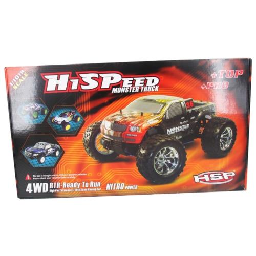 Монстр-трак HSP Hammer (94116) 1:10 43 см