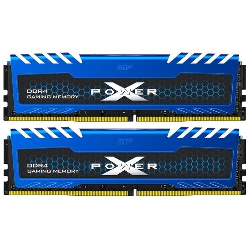 Оперативная память 8 ГБ 2 шт. Silicon Power SP016GXLZU320BDA