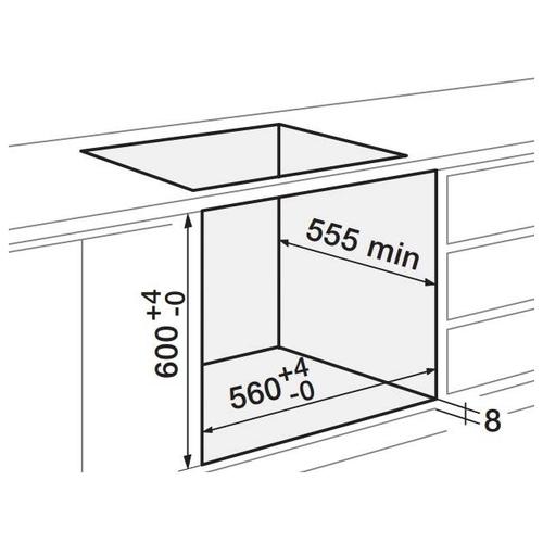 Электрический духовой шкаф Zigmund & Shtain EN 120.512 S