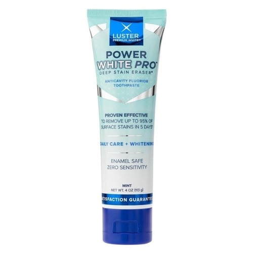 Зубная паста Luster Premium White Power White Pro Deep stain eraser