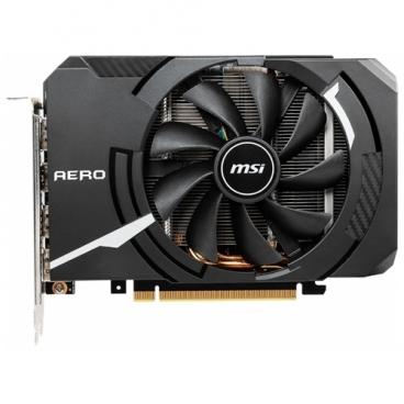 Видеокарта MSI GeForce RTX 2060 1680MHz PCI-E 3.0 6144MB 14000MHz 192 bit HDMI HDCP AERO ITX