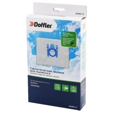 Doffler Пылесборники синтетические BSBS 11