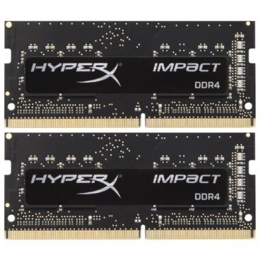 Оперативная память 16 ГБ 2 шт. HyperX HX432S20IBK2/32
