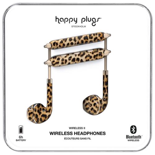 Наушники Happy Plugs Wireless II