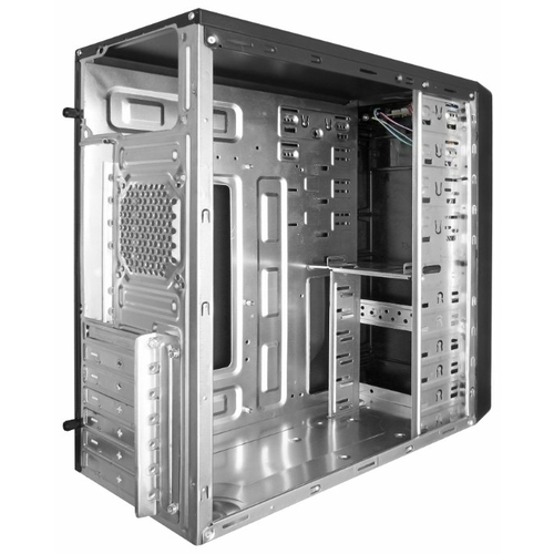 Компьютерный корпус ExeGate AB-222 500W Black