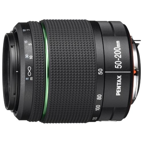 Объектив Pentax SMC DA 50-200mm f/4-5.6 ED WR