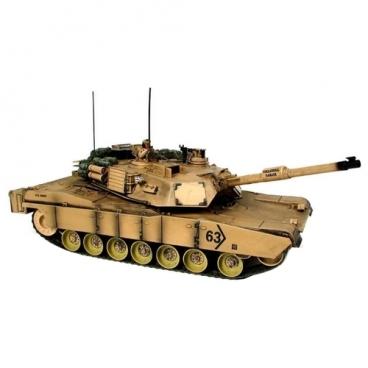 Танк Hobby Engine М1А2 Abrams (0817) 1:16 64 см